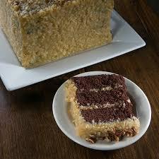 german chocolate cake highland park cafeteria
