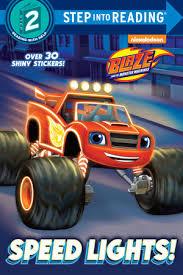 speed lights blaze monster machines cynthia ines