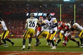 Nfl Tv Schedule Map Steelers Vs Chiefs Week 6 Game Time Tv Schedule Streaming