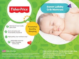 Crib Mattress Price Fisher Price Sweet Lullabye 4 Crib Mattress Reviews Wayfair