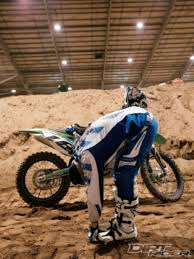 how to race motocross pre moto warm up stretch with john dowd dirt rider magazine