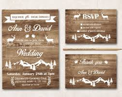 mountain wedding invitations mountain wedding invitations mountain wedding invitations in your