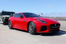 2017 jaguar f type svr review autoweb