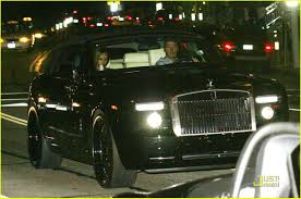 roll royce tolls the beckhams roll in a rolls photo 1271091 david beckham