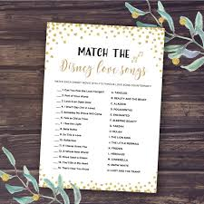 wedding quotes disney disney bridal shower match the disney songs