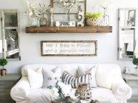 59 stylish rustic style home decor ideas to furnish your wall decor for living room ideas best of 21 small rustic living room