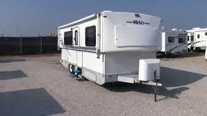 Hi Lo Camper Floor Plans 1996 Hi Lo Fun Chaser 2495d Youtube