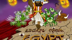 escape from egypt moses and the ten plagues youtube