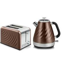 Toaster And Kettle Deals Kettle And Toaster Set Ebay