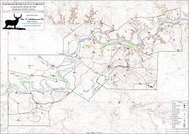 Canadian River Map 71059 Acres In Oldham County Texas