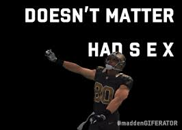 Gifs Meme - tumblr found the madden 15 giferator and decided to make it