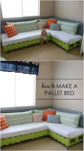 How To Make A King Size Platform Bed With Pallets by 21 Diy Bed Frame Projects U2013 Sleep In Style And Comfort Diy U0026 Crafts