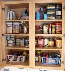 kitchen food storage cupboard 31 days of decluttering food storage