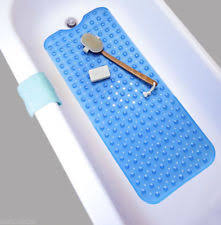 Anti Slip Mat For Bathtub Non Slip Bathroom Appliques U0026 Mats Ebay