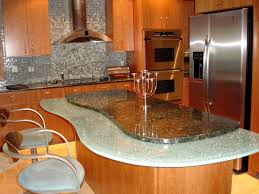 charming kitchen island for small kitchen come with unique shape