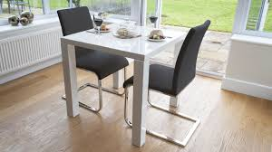 modern white gloss dining table chair irene dining room set lacquered table 4 chairs and small