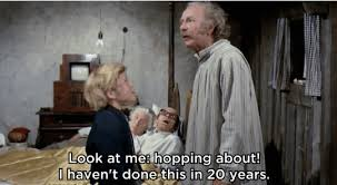 Willy Wonka And The Chocolate Factory Meme - grandpa joe gifs get the best gif on giphy