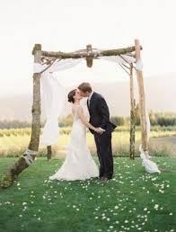 homemade wedding arch wedding ideas juxtapost