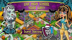 Halloween Monster High by High Story Monster High Apk V3 5 0 Mod Apkdlmod