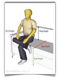 sofa seat depth measurement sofa seat depth measurement okaycreations net