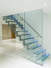 glass stairs stairs pins by josss pinterest glass stairs