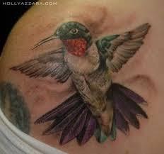23 besten realistic hummingbird tattoos bilder auf pinterest