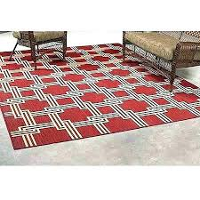 Affordable Outdoor Rugs New Discount Outdoor Area Rugs Courtyard Green Bone 4 Ft X 5 Ft 7
