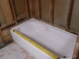 Whirlpool Bathtub Installation Installing A Whirlpool Tub How To Install A New Bathroom Diy