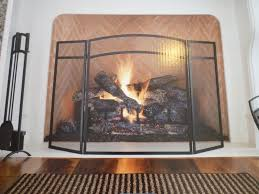 custom decorative fireplace screens u2014 jen u0026 joes design