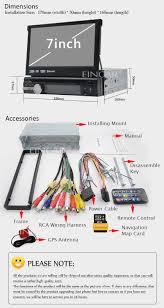 Hd Antenna Map Eincar Online Hd Autoradio Waterproof Wireless Backup Camera 8gb
