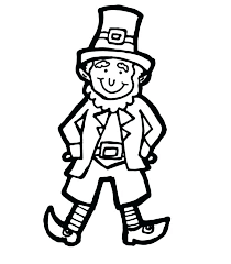 leprechaun coloring pages printable free leprechaun color pages free leprechaun coloring page leprechaun