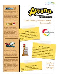 awana u2014 weems creek