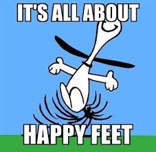 Happy Feet Meme - footmedix podiatry centre home facebook