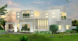 2500 sq ft 3 bhk double floor contemporary home design