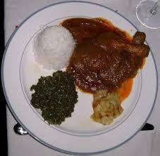 cuisine congolaise brazza recettes du chef poulet a la mouambe