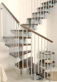 11 modern space saving stairs ideas wooden spiral staircase in