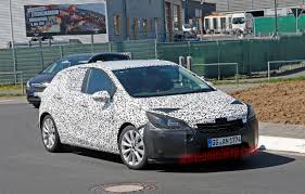 opel astra opc 2016 2017 opel astra gsi spy shots photo gallery autoblog