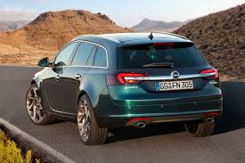 vauxhall insignia trunk opel and vauxhall reveal refreshed 2014 insignia sedan and sports