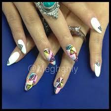 nails 3 40 photos nail salons matthews nc reviews 16 best nailart leaf nails images on pinterest gold leaf nail