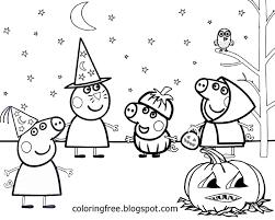 peppa pig halloween printables u2013 halloween wizard