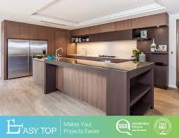 wood tone kitchen cabinets china hotel apartment kitchen european standard wood tones