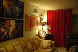 Curtains Seattle My Old Apartment Living Room Paintings Buddhist Shrine U2026 Flickr