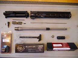 how to build an ar 15 upper receiver ultimate visual guide pew