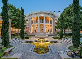 The Inside Of The White House Inside The 15 Million Dallas Mega Mansion That U0027s A Replica Of The