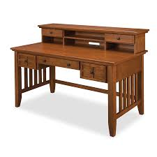 Arts And Crafts Style Home by Shop Home Styles Arts And Crafts Mission Shaker Executive Desk At