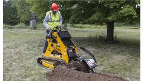 trenching equipment green industry pros