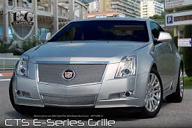 2011 cadillac cts grille cadillac cts coupe 2011 up eg classics 2pc e series mesh grille