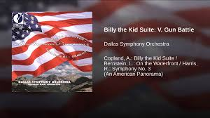 American Battle Flag Billy The Kid Suite V Gun Battle Youtube