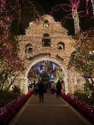 day trip 8 festival of lights at the mission inn riverside ca