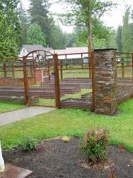 stunning garden fences and gates lowes for fence gate